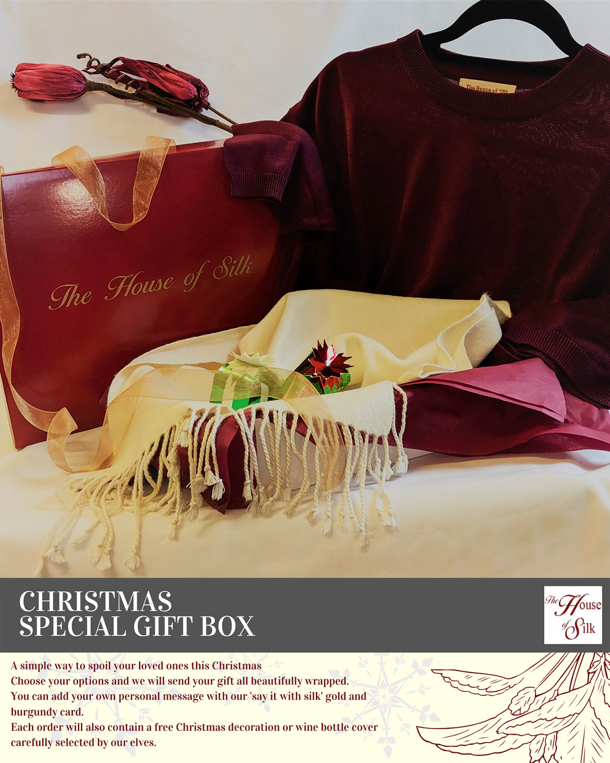 Special Christmas Gift Box Ladies 1